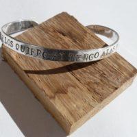Frida Alas sterling bracelet
